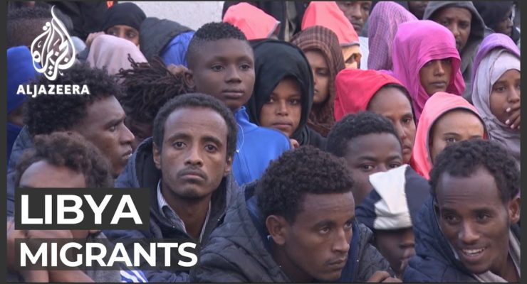 Locked up with no escape: refugees and migrants in Libya face bombs,virus and everything in between