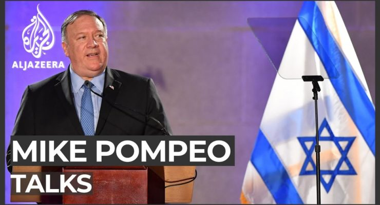 Pompeo Says Israel can Thumb Nose at Geneva Conventions (Crafted to Prevent More Axis-Style Atrocities)