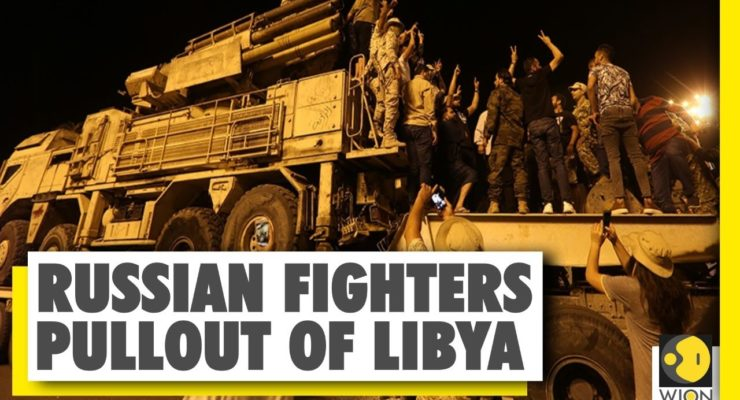 The Turko-Russian War for Oil and Gas in Libya Intensifies