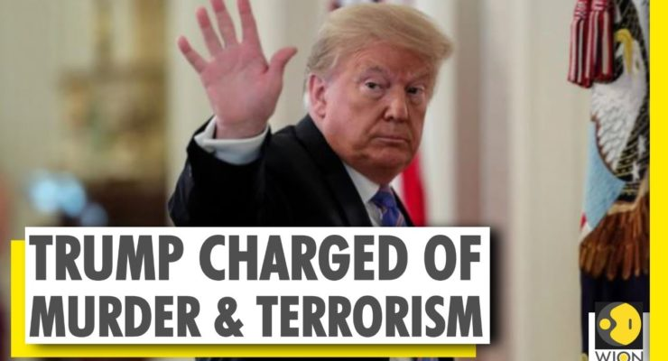 Sauce for the Gander:  Iran Seeks Interpol Red Notice on Trump for Soleimani Murder