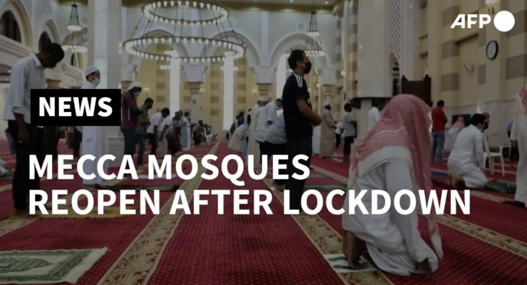 Saudi Arabia ends Lockdown as Infections Surge:  Is it on a Trumpian path to Disaster?