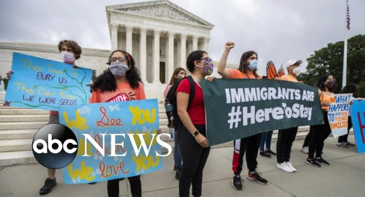 Supreme Court ruling on Dreamers sends a clear message to the White House: You have to tell the truth