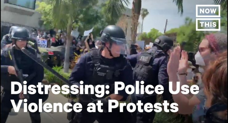 "The Other Looting:  We've Just witnessed a Nationwide Police Riot, Fueled by Trump's talk of ""Terrorists"""