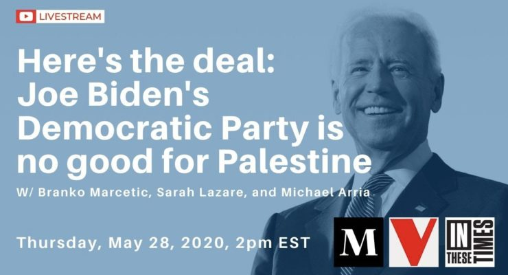 Will Biden Remain Tone Deaf to Palestinian Rights?