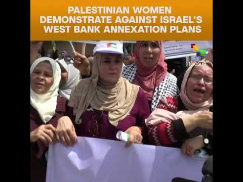 Annexation was Always the Israeli Goal in the Palestinian West Bank