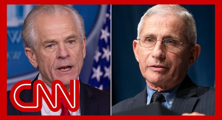 Dangerous Delusions: Top 3 Reasons Trump/ Navarro are trying to Kneecap Dr. Fauci on Coronavirus Policy