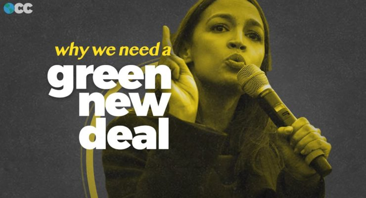 How to Fund the Green New Deal: With the money we spend on Immigration Enforcement, we could solar power nearly 35 million homes.