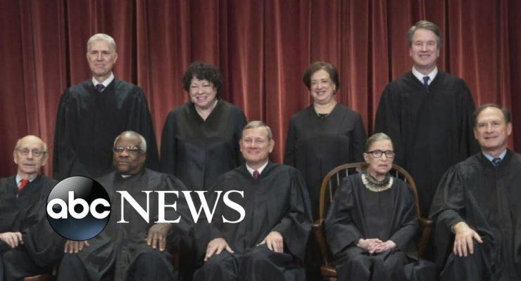 Supreme Court Slaps down Trump's Claim of Immunity from Grand Jury Subpoena