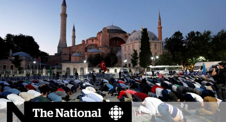 Turkey Turned the Hagia Sophia back into a Mosque: Is it Consistent with Muslim Values, the Dialogue of Civilizations?