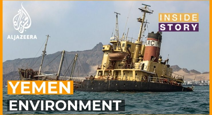 Yemen: Houthi Stonewalling on Leaking Oil Supertanker endangers Red Sea Ecology, 30 Million Livelihoods