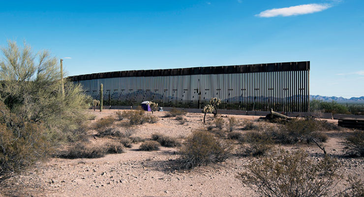 Experts: Trump Border wall construction may imperil sacred stream, biodiversity in Desert