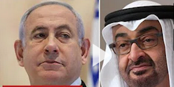 3 Winners of the UAE Accord with Israel, One Loser (Palestinians), and One Shrug (Iran)
