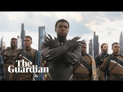Chadwick Boseman's Wakanda: Afro-Futurism is in the Present