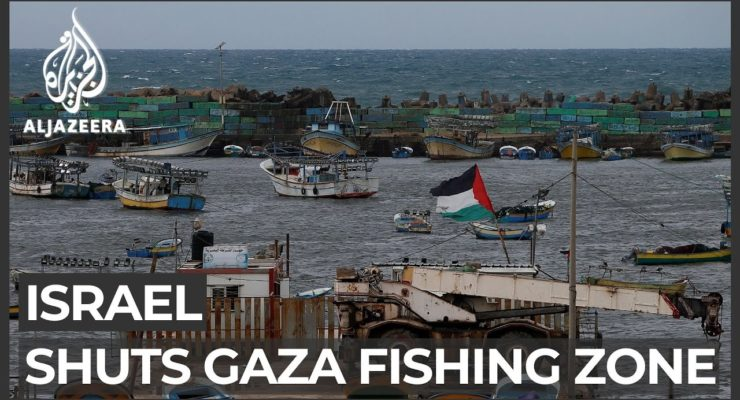 'Dying to fish': How Israeli piracy destroyed Gaza's once thriving fishing Industry, a Key Source of Protein