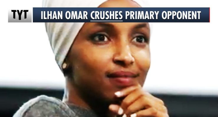 Ilhan Omar defeats Corporate Democrat, Israel Lobbies in Overwhelming Primary Victory