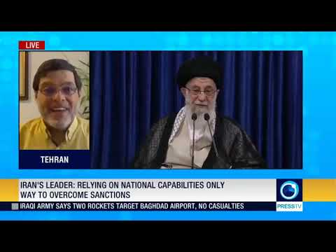 Iran's Khamenei:  Not going to help Trump get Reelected by Negotiating, and besides, America is Collapsing