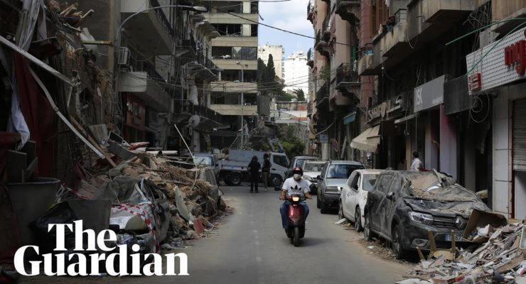 Top Six Lessons of Beirut and Hiroshima