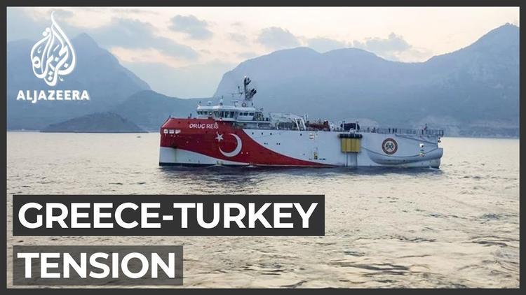 Turkey-Greece conflict in eastern Mediterranean is less ...