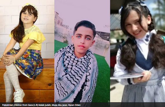 We Are the Children of Gaza: The Poet, the Fashionista and the Footballer