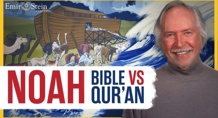 As Humanity faces Sea-Level Rise, Revisit the Noah Story in the Bible and Qur'an
