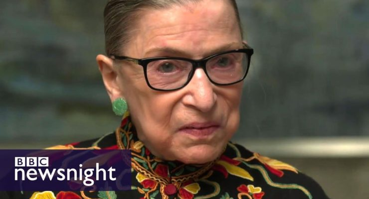 Ginsburg Would Want Women to Fight, Not Despair