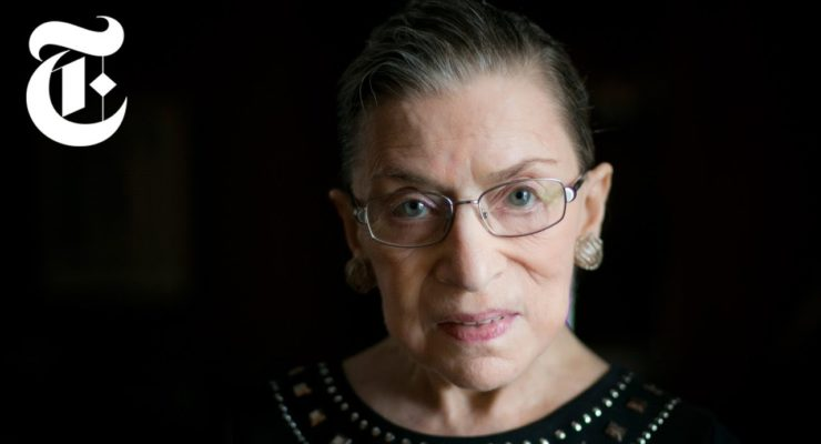How Ruth Bader Ginsburg helped shape the modern era of women's rights – even before she went on the Supreme Court