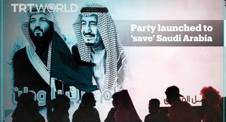 Montesquieu in Najd:  Saudi Arabia, World's Last Absolute Monarchy, Challenged by New Democratic Political Party
