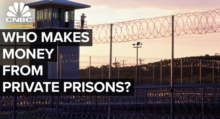 Stop Profiteering on Misery: Private Prisons must be ended Now