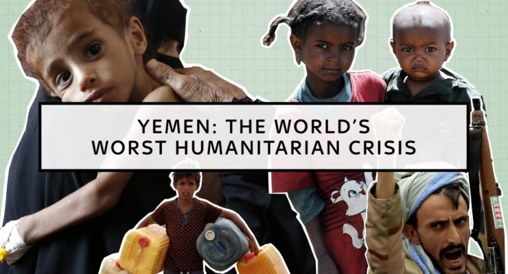 America is Complicit, as Yemen Spirals toward Mass Starvation