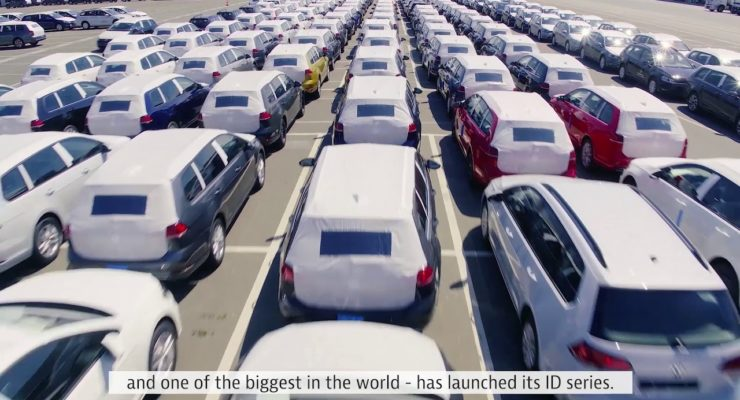 Big Oil's Funeral:  Pure Electric Car Purchases in Germany skyrocket 260%