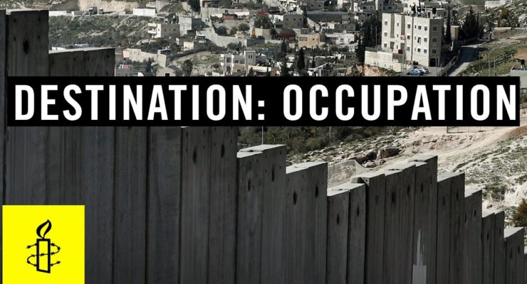 If it is Tuesday, this must be Occupied Palestine: Tourism in the Service of Israeli Colonialism