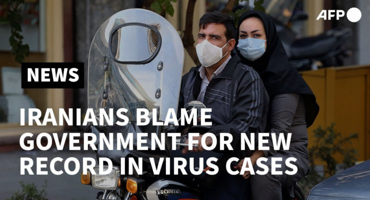 Is it an accident that Iran and the US, two Theocracies, are Coronavirus Basket Cases?