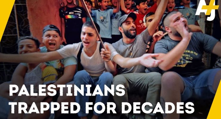 Palestinian Refugees expelled by Israel to Lebanon are caught in its Multilayered Crisis