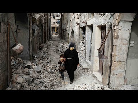 Russia and Syria are committing War Crimes, Targeting Civilian Infrastructure