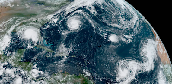 The 2020 Atlantic hurricane season was a record-smasher – and raising more alarms about climate crisis