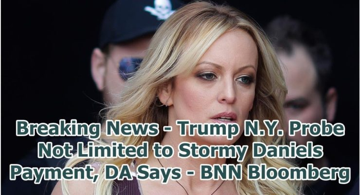 Could Trump go to Jail for Payoff to Porn Star Stormy Daniels?
