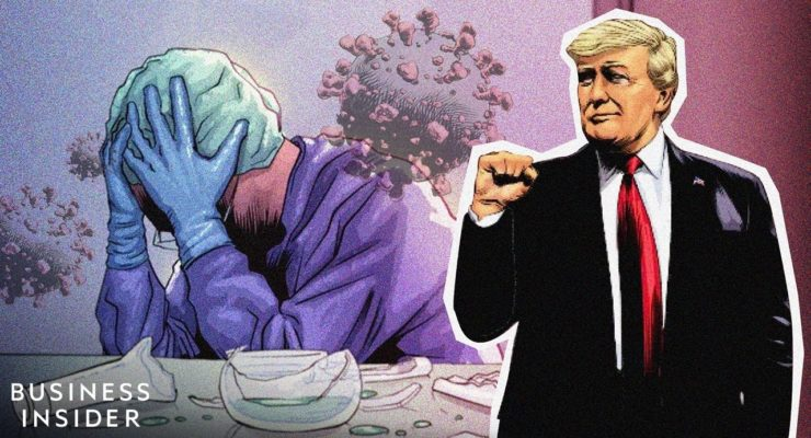 Drinking the Kool-Aid:  The Rise and Collapse of Trump's Coronavirus Death Cult