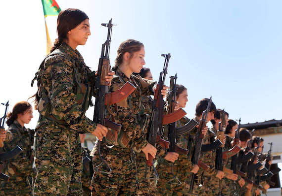 Will Syrian Kurds be crushed between the Russian Hammer and Turkish Anvil?