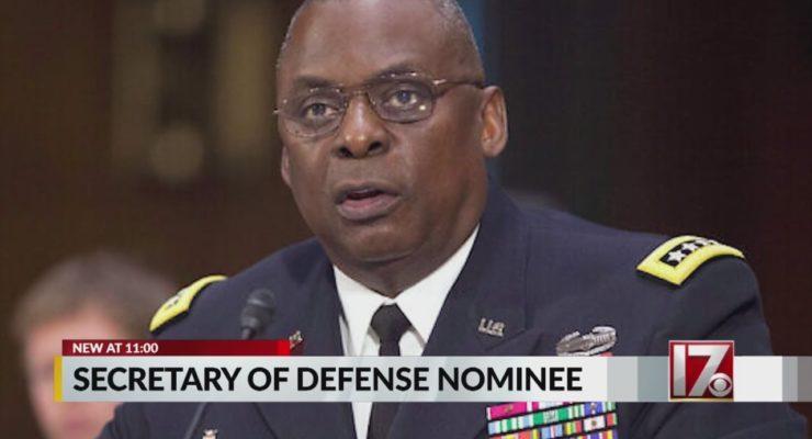 Biden Nominates first African-American Secretary of Defense, 250 Years after Crispus Attucks