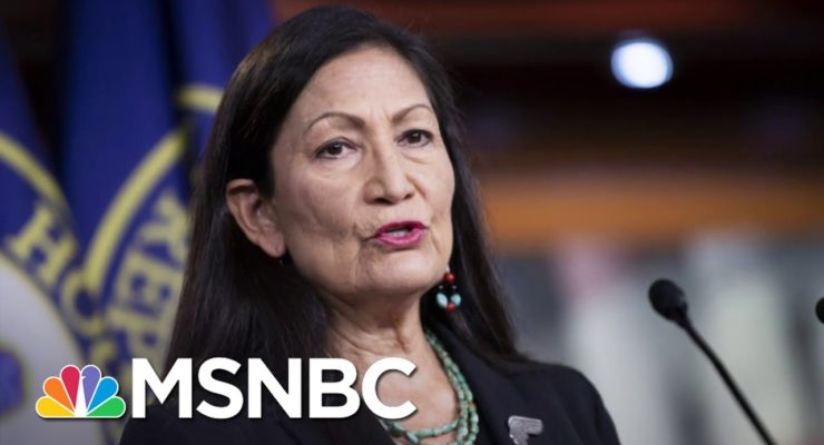 "Biden Pick, Native American Deb Haaland to head Dept. that once Vowed to ""Civilize or Exterminate"" her People"
