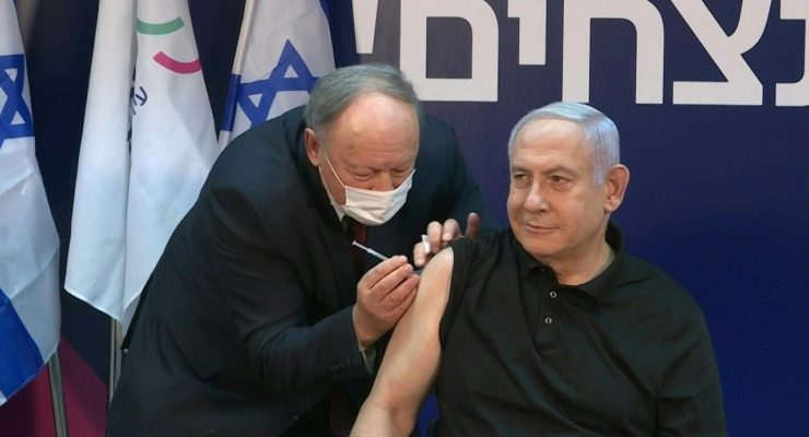 Everyday War Crimes:  Israeli PM Netanyahu Gets COVID Vaccine, Squatters get Vaccine, but Not Occupied Palestinians