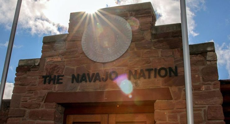 First Americans on Pandemic Front Line: Navajo Nation warns hospitals at 'breaking point' in worsening surge