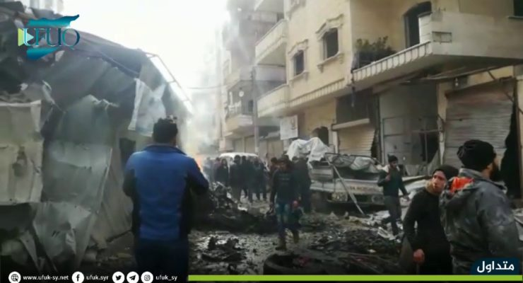 Why is the Russian Public Paying for Bombing Schools in Syria?