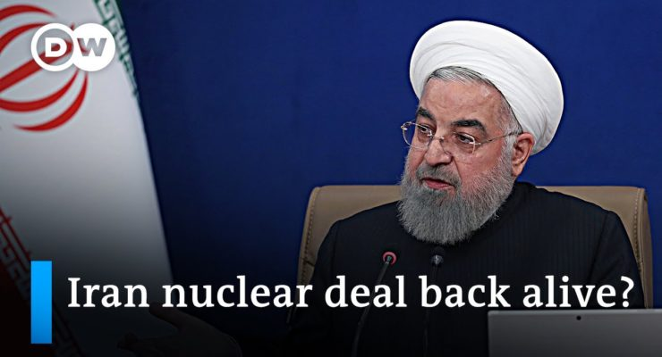 Biden's own Moderates and Hardliners Battle it Out on reviving Iran Nuclear Deal