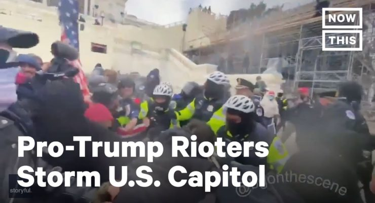 Cairo on the Potomac:  The siege on US Capitol was the election violence of a fragile democracy