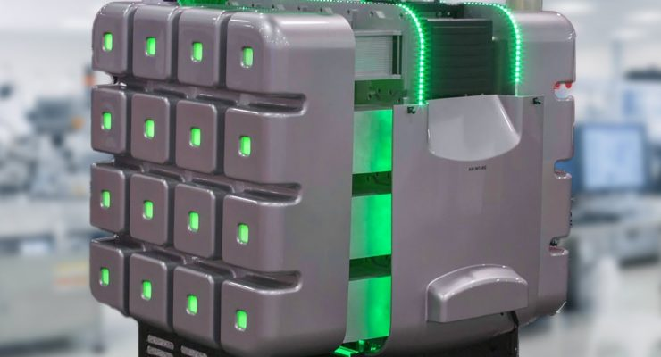 German Researchers develop battery pack for electric cars that is 40% Lighter