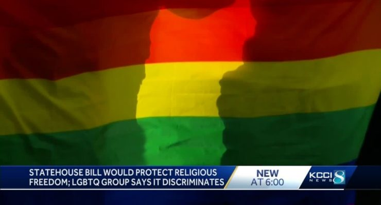 """Right Wing Laws to """"protect religious freedom"""" Enable Fundamentalists to Discriminate"""