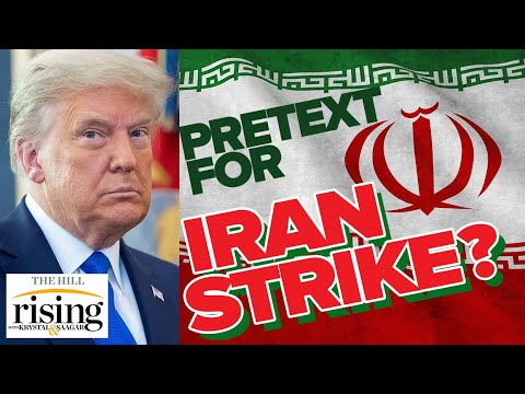 Trump in Last Days is like a Wounded animal, and 3rd Parties are Urging him to Lash out at Iran