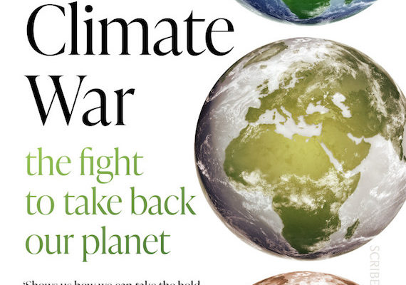 Michael E. Mann on The New Climate War and Biden's Greening of America: Interview with Juan Cole