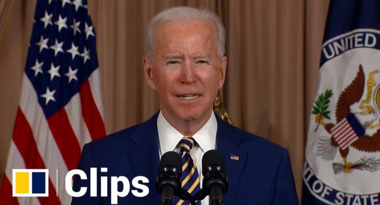 Biden's Top Foreign Policy Challenge: Avoiding a Cold War with China
